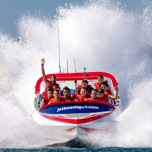 Jet Boat Lagos - Private Groups